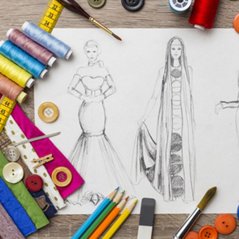 6 Month Fashion Designing Course