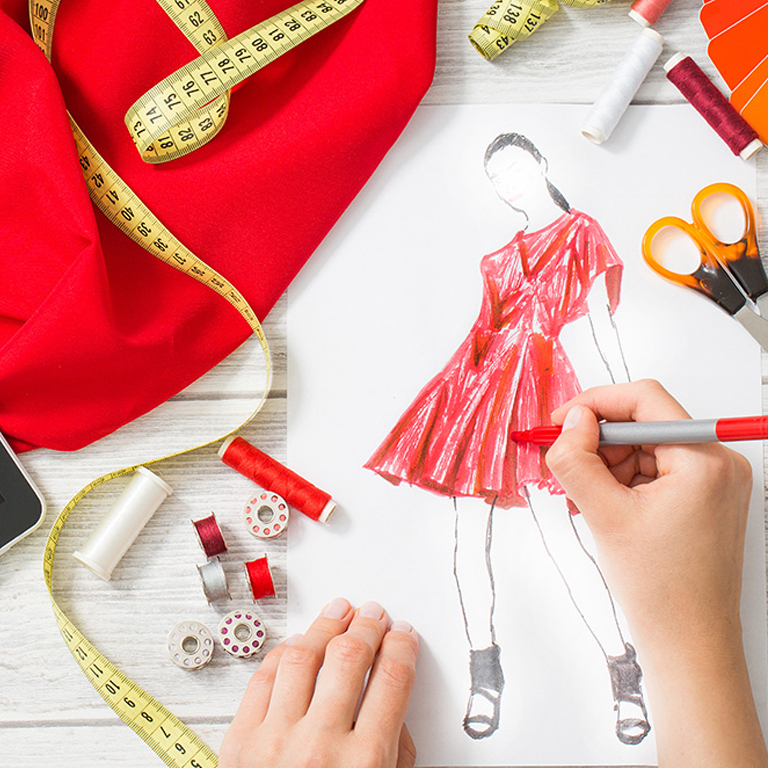 3 Year Fashion Designing Course